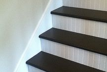 Redo stairs / by Cathy Arlt