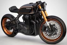 MC | Cafe Racer | Favorites