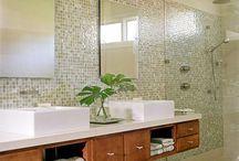 Bathroom Ideas / by kelly designs of CT