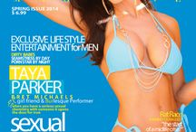 SPRING ISSUE 2014 / with Taya Parker and Staff Photographer Dave Alan / by BIZSU MAGAZINE