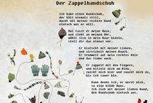 Winter-Gedichte,Lieder,Fingerspiele