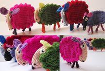 Crochet / by Renee G. Lee