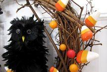 halloween decoration ! / by Suri Rodriguez Lopez