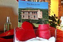 Sant Valentín 2014 / Así es cómo esperábamos a nuestros invitados en el Hotel: ¡todo a punto para una celebración del amor inolvidable!