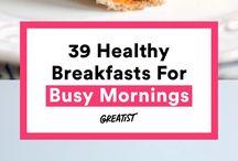 Breakfast in a hurry
