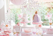 Party ideas for a girl / Kinder party ideas / by Sonia Degenaar