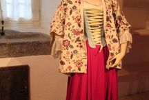 Clothing: 18th century French & French-Canadian / by Kate {Beatriz Aluares}
