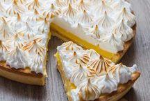 tarta citron