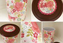 Reciclagem by Felicidade Craft