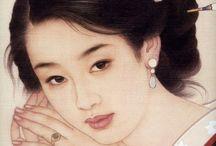 Artist: Wang Meifang
