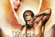 On Wings of Desire / A paranormal erotic romance about a demon who looks like an angel.
