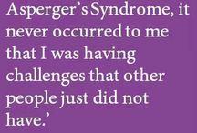 Aspergers / by Jo-Anne Owen