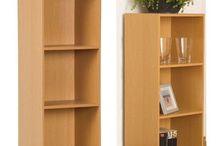 Storage Unit Cabinet Cupboard Sideboard Bookcase Rack Home Furniture Shelving