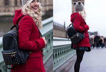 Fashion tour - London / shooting in London