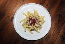 Pasta and Risotto Recipes / I grew up making, eating and loving pasta. It's the heart and soul of Italian cuisine and was always something that brought the family to the table. All my recipes are located at brandonsdish.com/tag/pasta