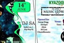 KyaZoonga.com: Buy tickets for DJ SA Live @ 1 Lounge, Pune
