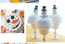 Holidays: Christmas - Winter - New Years / Craft, food and decor ideas for the season