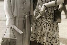 História da moda-anos 20