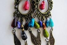 Fashion Earrings / by Bracelets
