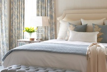 Master Bedroom Ideas / Ideas for colors and looks for the master  / by Chinda Tilson