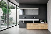 Bain Douche / De fil en Deco décrypte pour vous les tendances de la salle de bains, entre design et bien-être.