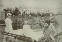 Tsarskoe Selo en guerra