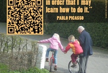 QR Codes in Education / by Silvia Tolisano