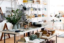 Retail interior shop retail space store