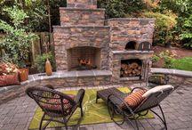 Orangerie Fireplace