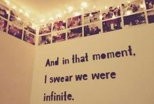 Infinity / My dreams my insipiration things everything what i want.
