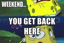 spongebob!
