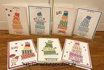 Cake crazy cards