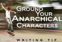 Characters / Ideas, advice and other interesting bit about how to develop characters for our writing