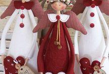 Куклы и ангелочки