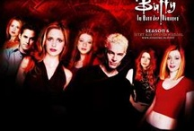 Buffy the Vampire Slayer / by Joann Perrier