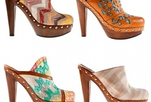 Shoes! / Cheer your day with a little shoe-therapy. / by Catherine Peskuski