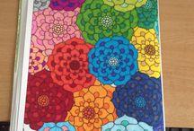 mijn Kleurplaten voor Volwassenen / hier komen al mijn kleurplaten die ik heb gekleurt