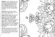 Arts and crafts: Patterns / by Svetlana Davidova