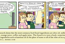 Healthy Food Conundrum / The Healthy Food conundrum is fun!