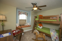 Parade of Homes Kids Rooms