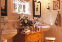 Bathroom / by Tracy Schubert Hamilton