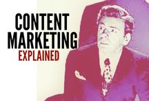 Content Marketing Explained / There's a bazillion resources on the subject of content marketing. And among those is a small number that really get to the heart of what content marketing actually is. Here's a collection that explain content marketing clearly and show you how it's done.   / by Ken Carroll Content Marketing