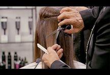 utube hair cutting