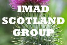 IMAD Scotland Group / Scottish Media - Marketing - Design