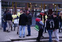 Journée Portes Ouvertes 2014 / Retrouvez les photos de la Journée Portes Ouvertes du 30 janvier 2014 à l'INSA Lyon
