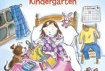 Back to School Books / Books about school, easing school jitters, or having fun with school friends!