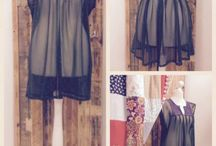 Our collection!! / Dresses, skirts, sweatshirts etc!!