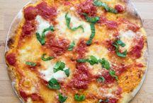 Pizza - Pizzastahl / Rezepte für Pizza von Pizzastahl.de