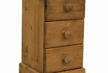 Space saving furniture / A lovely selection of our pine furniture.