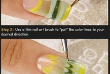 Nails / by Rebecca Bergeron